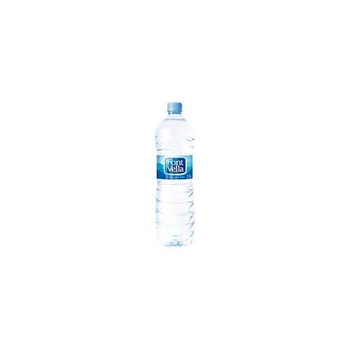 2 Agua S/Gas Font Vella 1,5 L