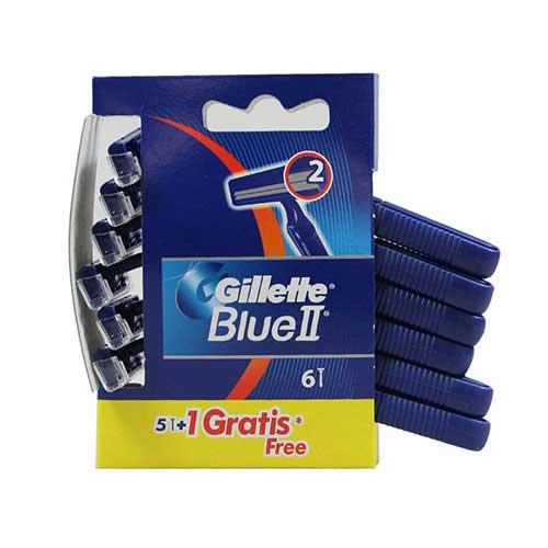 Maquina Afeitar Gillette Blue2 Fija 5 Ud