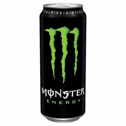 Monster Energy Original Verde 500 Ml