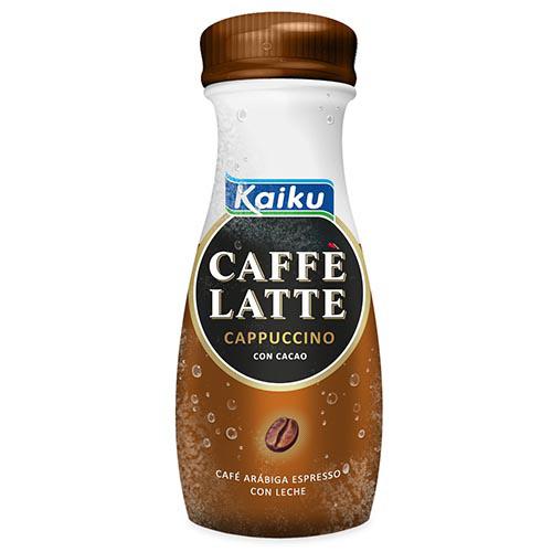 Caffe Latte Capuccino Uht Kaiku Pet 200