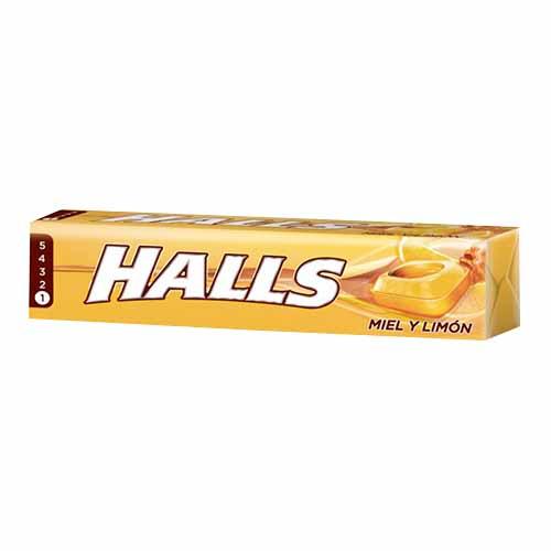 2 Halls S/Az Miel-Limon