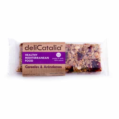 Barrita Eco Cereales&Aranda Delicatal 50
