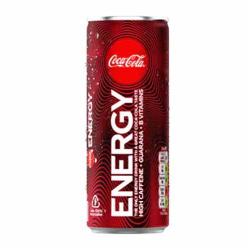Coca-Cola Energy Lata 250 Ml