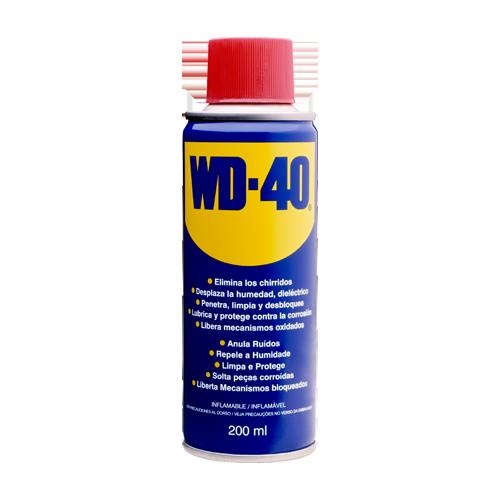 WD 40 - 200 ML MULTI-USOS