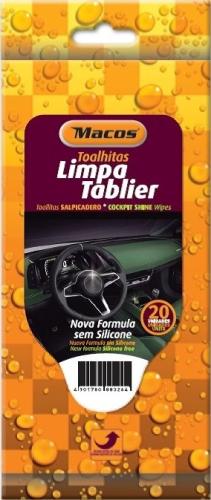 TOALHITAS LIMPA TABLIERS MACOS