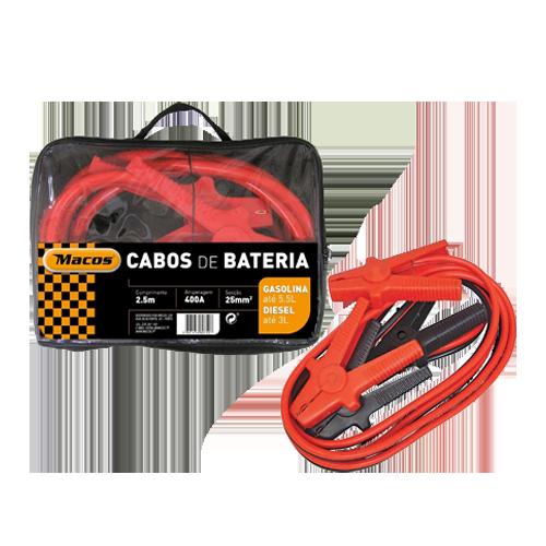 CABOS BATERIA 400 AMPERES MADIPINA