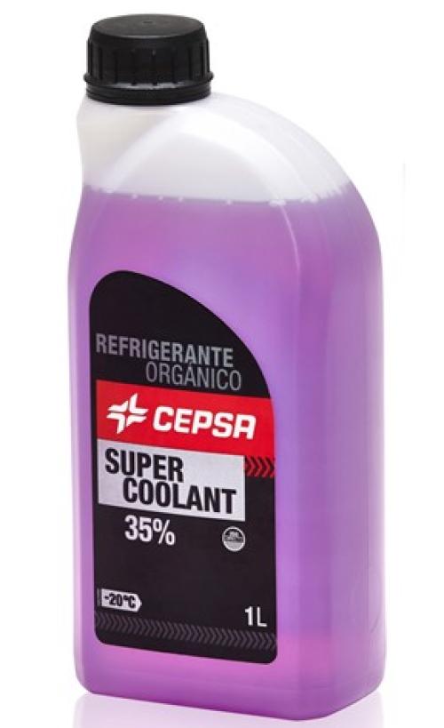 CEPSA SUPER COOLANT 35% 1LT